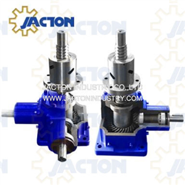 Selection Guide of JTS Series Bevel Gear Screw Jacks