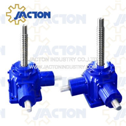 50 kN Capacity Quick Lifting Bevel Gear Drive Screw Jack