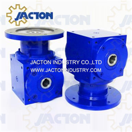 Selection Guide of JTP Series Right Angle Gearboxes