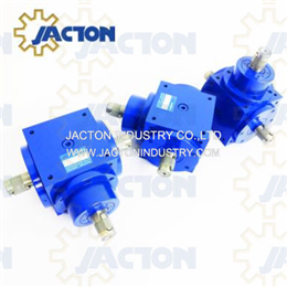 JTP90 High Precision 90 Degree Right Angle Gearbox