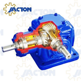 Selection Guide of JT Series Right Angle Gearboxes