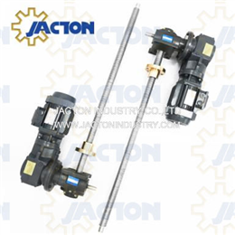 electric screw drive lifts 5 tons 915mm long electrical screw jacks