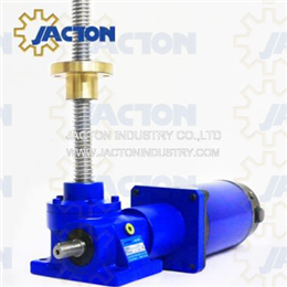 motorized screw lift 2 tons 40 inches electrically operated screw jack