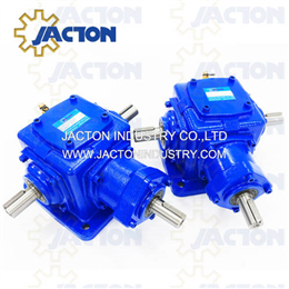 JT32 right angle drive L and T variants bevel gearboxes