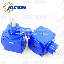 JTH110 right angle hollow bore gear box,hollow angle drives