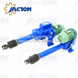 100Kgf Electric actuator is alternative to pneumatic cylinders