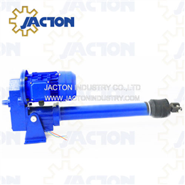 1600Kgf hydraulic cylinders with electric-powered linear actuators