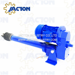 2500Kgf electric cylinders alternative to hydraulic actuators