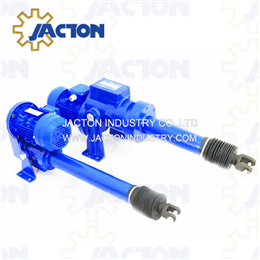 6300Kgf electromechanical actuators more precisely hydraulic systems